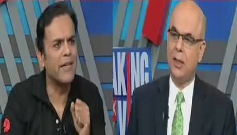 Breaking Views with Malick (Can Nawaz Sharif Save PMLN?) – 29th July 2017