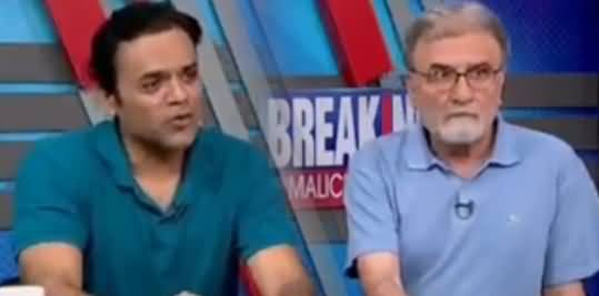 Breaking Views with Malick (Ch. Nisar Angry With Nawaz Sharif) - 22nd July 2017