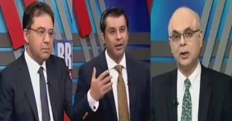 Breaking Views with Malick (Challenges For Imran Khan) – 26th August 2018