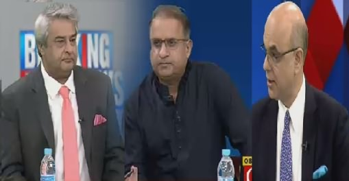 Breaking Views with Malick (Challenges For Imran Khan) – 27th July 2018