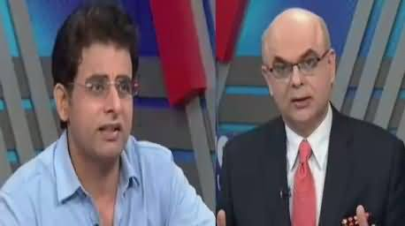 Breaking Views with Malick (Fauj Per Tanqeed) – 21st July 2018