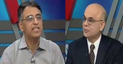 Breaking Views with Malick (Financial Issues in Pakistan) – 20th May 2018