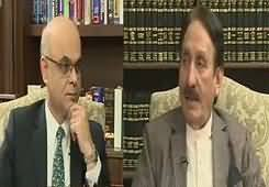 Breaking Views with Malick (Iftikhar Chaudhry Interview) – 9th February 2018