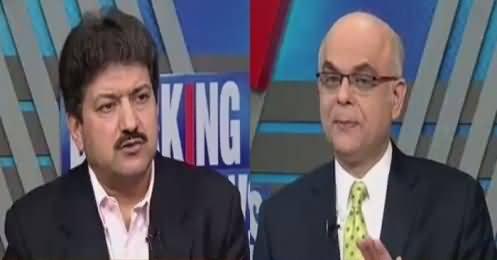 Breaking Views with Malick (Imran Khan Ka Jalsa) – 28th April 2018