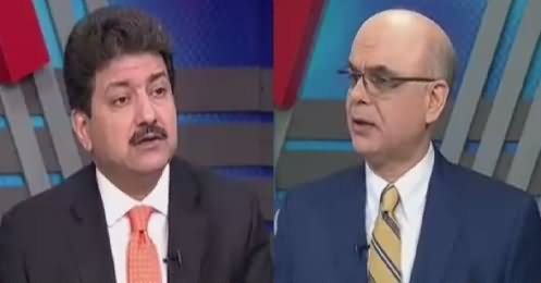Breaking Views with Malick (Imran Khan's Cabinet) – 18th August 2018