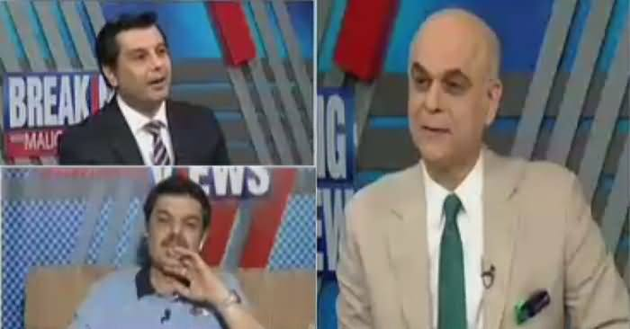 Breaking Views with Malick (Is Bahria Group Above The Law) – 19th May 2018