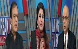 Breaking Views with Malick (Is Ishaq Dar Really Sick?) – 3rd November 2017