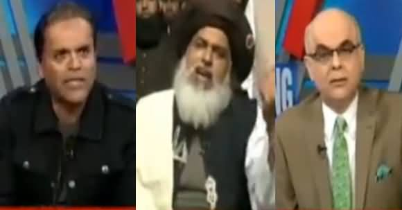 Breaking Views With Malick (Mazhabi Siasat Mein Jabar Kyun?) - 1st December 2017