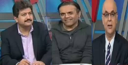 Breaking Views With Malick (MQM Aur PSP Ki Asal Kahani) - 10th November 2017