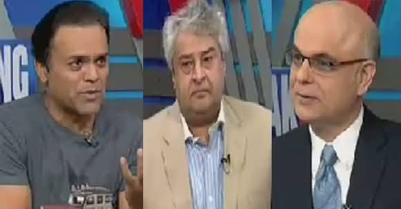 Breaking Views with Malick (NAB Ki Files Mein Dhamaka Khaiz Kaghzat) – 25th May 2018