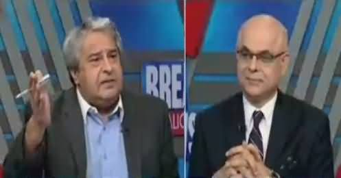 Breaking Views with Malick (NAB Sharif Family Per Mehrban Kyun?) – 20th August 2017