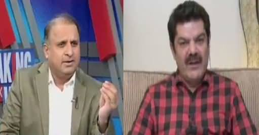 Breaking Views with Malick (Nawaz Sharif Back on Roads) - 5th august 2017