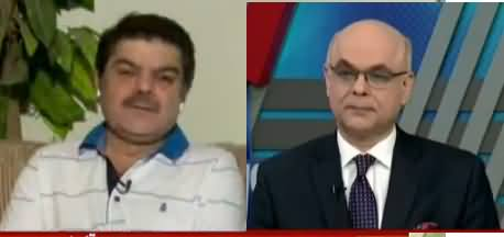 Breaking Views With Malick (Nawaz Sharif Case Ka Faisla Kab Hoga) - 8th June 2018