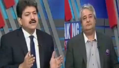 Breaking Views with Malick (Nawaz Sharif Ka Target Kia?) – 12th August 2017
