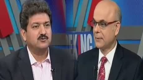 Breaking Views with Malick (Nawaz Sharif Kab Wapis Aayein Ge?) – 27th October 2017