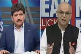 Breaking Views with Malick (Nawaz Sharif Ta Hayat Na Ahel) – 13th April 2018
