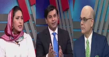 Breaking Views with Malick (Naye Pakistan Mein NRO Mushkil) – 19th August 2018