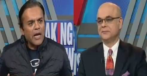 Breaking Views with Malick (Nehal, Talal Aur Daniyal) – 2nd February 2018