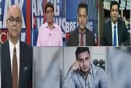 Breaking Views with Malick (Objection on Army Deployment in Elections) – 15th June 2018