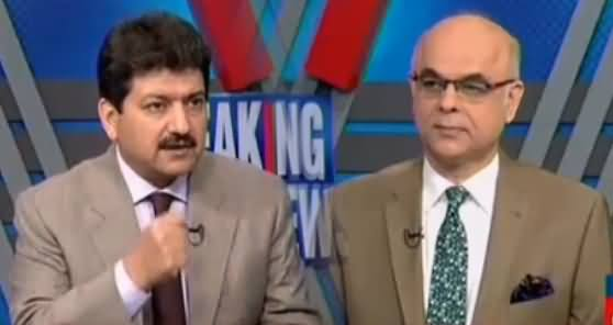 Breaking Views with Malick (Panama Case Verdict Reserved) - 21st July 2017