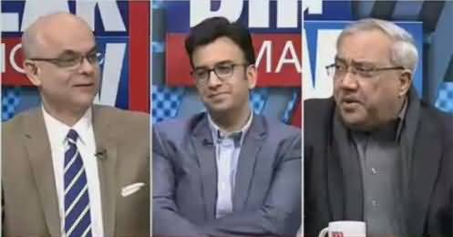 Breaking Views with Malick (PMLN Attacks on Judiciary) – 18th February 2018
