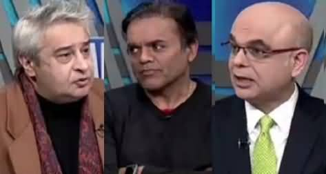Breaking Views with Malick (PMLN Aur PPP Ki Dhamkian) – 12th January 2019