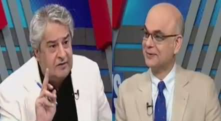 Breaking Views with Malick (PMLN Looking Being Divided) – 7th April 2018