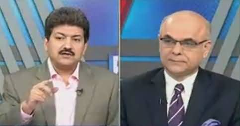 Breaking Views with Malick (PMLN Reaction on Panama Verdict) – 30th July 2017