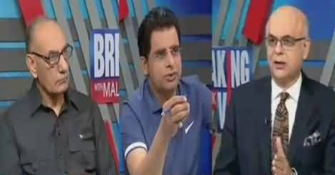 Breaking Views with Malick (Prime Minister Vs Supreme Court) – 5th May 2018