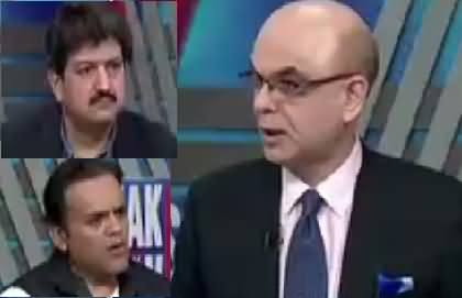 Breaking Views with Malick (PTI Govt After 100 Days) – 30th November 2018