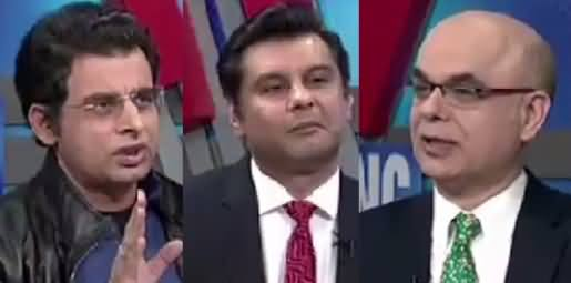 Breaking Views with Malick (Qatri Letter Was A Bomb For Sharif Family) – 7th December 2018