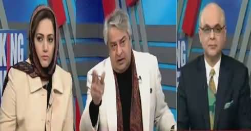 Breaking Views with Malick (Sharif Family & Saudia) Part 1 – 31st December 2017