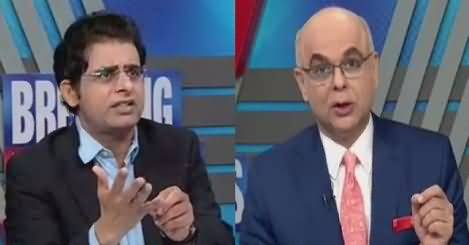Breaking Views with Malick (Vote Ki Izzat Kia Hai, Chief Justice Ne Bata Dia) – 21st April 2018