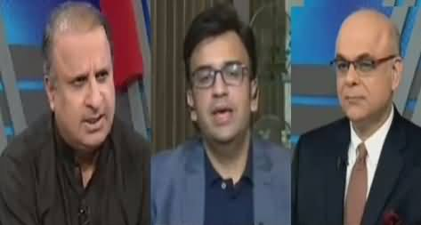 Breaking Views with Malick (What Nawaz Sharif Want From Establishment) – 4th November 2017