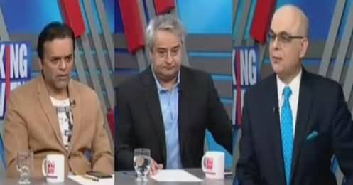 Breaking Views with Malick (Who Will Bring Ishaq Dar Back) – 15th September 2018