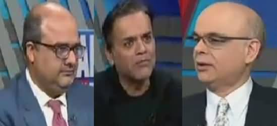 Breaking Views with Malick (Why DG NAB Lahore Appeared on Media) – 9th November 2018