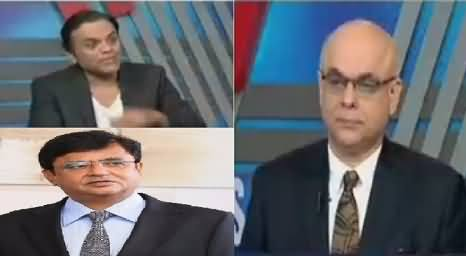 Breaking Views with Malick (Why PMLN Senior Leaders Not in Rally) – 11th August 2017