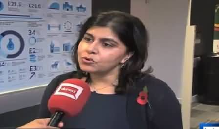 British Minister Sayeeda Warsi Resigns As A Protest Against British Policy on Gaza Israel Issue