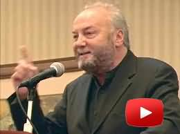 British MP George Galloway Speech in Parliament on Military Action Against Syria