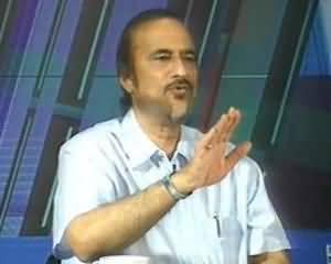 Capital Circuit On News One – 9th July 2013 (Babar Awan)