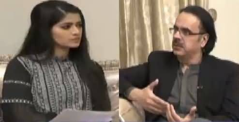 Capital Live (Dr. Shahid Masood Exclusive Interview) – 10th November 2018