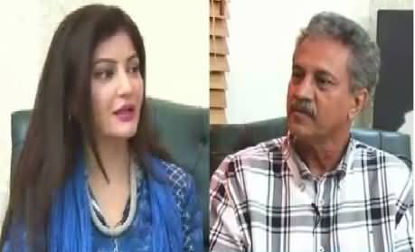 Capital Live (Wasim Akhtar Exclusive Interview) – 7th March 2016