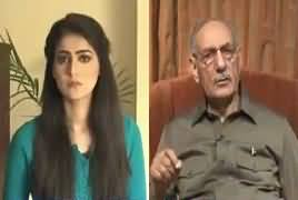 Capital Live With Aniqa (Attack on Pak Army From Afghanistan) – 1st May 2019
