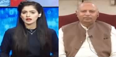 Capital Live with Aniqa (Chaudhry Muhammad Sarwar Interview) - 8th July 2020