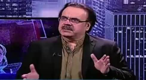 Capital Live With Aniqa (Dr. Shahid Masood Exclusive Interview) – 7th November 2017