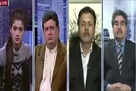 Capital Live With Aniqa (Farooq Sattar Vs Rabta Committee) – 10th February 2018