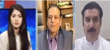 Capital Live with Aniqa (Fawad Chaudhry's Interview) - 23rd June 2020