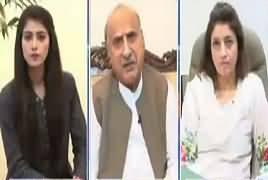 Capital Live With Aniqa (Forward Block in PTI?) – 24 April 2019