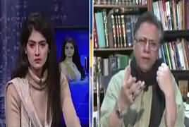 Capital Live With Aniqa (Hassan Nisar Exclusive Interview) – 24th February 2018