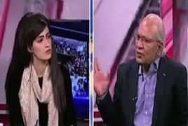 Capital Live With Aniqa (Mushahid Ullah Khan Exclusive) – 22nd April 2018